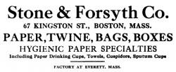 Stone & Forsyth Co.