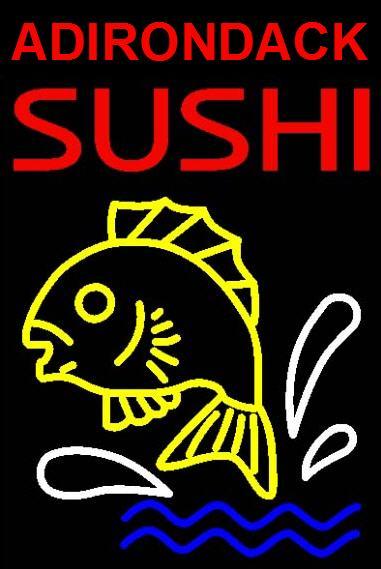 Adirondack Sushi
