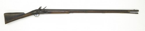 Wilson Musket, Fort Ticonderoga Museum Collection.