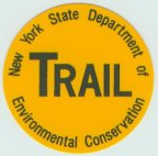 DEC Trail Marker